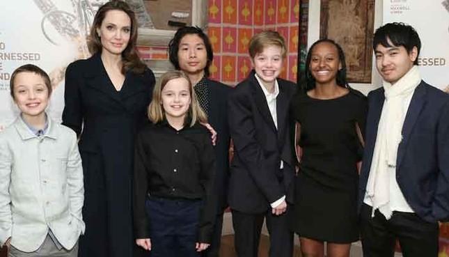 Angelina Jolie tiết lộ lý do vẫn độc thân sau 5 năm ly hôn Brad Pitt ảnh 1