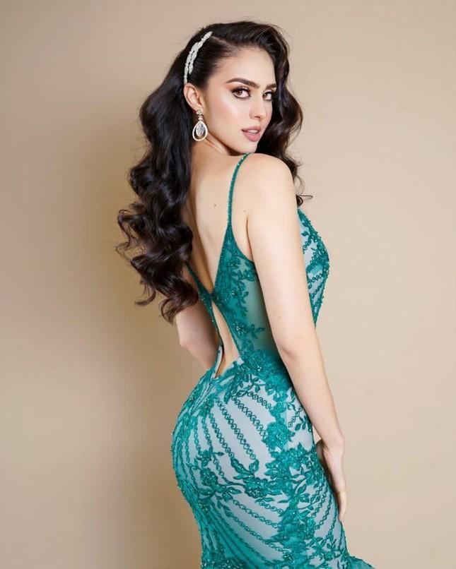 Nhan sắc 'chân dài' 1m79 vừa đăng quang Hoa hậu Hoàn vũ Mexico 2021 ảnh 4