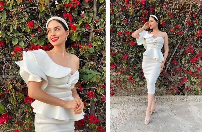 Nhan sắc 'chân dài' 1m79 vừa đăng quang Hoa hậu Hoàn vũ Mexico 2021 ảnh 5