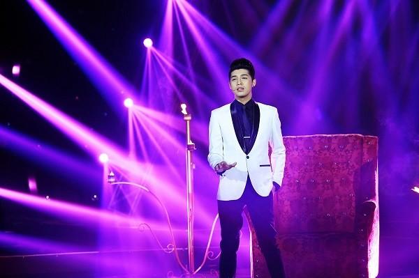 """Noo Phước Thịnh """"đốt cháy"""" sân khấu Âm Nhạc & Bước Nhảy  ảnh 4"""