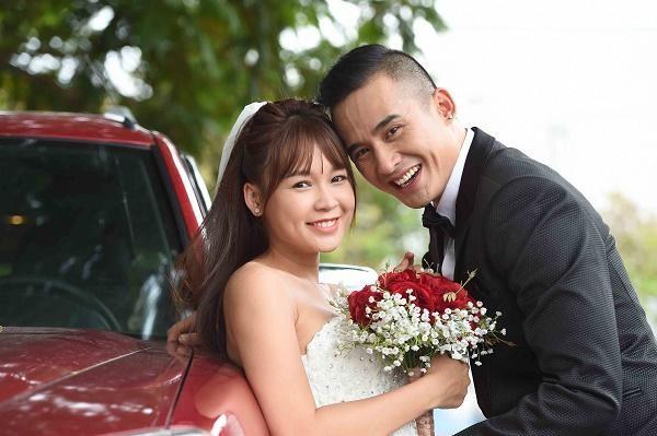 Lương Thế Thành và Sam đầy hạnh phúc trong bộ ảnh cưới mới ảnh 2
