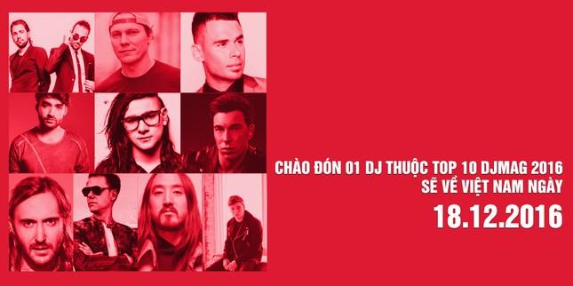 """DJ top 10 thế giới Afrojack sẽ """"quậy tưng"""" cùng Tóc Tiên ảnh 1"""