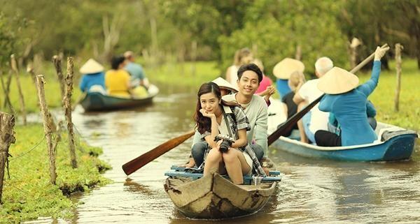 Cảnh đẹp miền Tây xuất hiện trong phim Việt ảnh 2