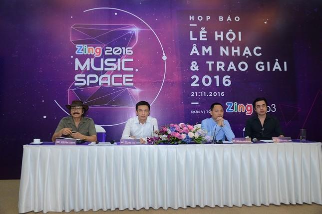 Giải thưởng âm nhạc trực tuyến của Zing có nhiều thay đổi mới trong năm 2016 ảnh 1