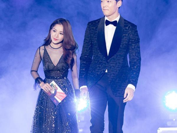 Chi Pu đã nói gì trên thảm đỏ lễ trao giải Webtv Asia Awards 2016? ảnh 5