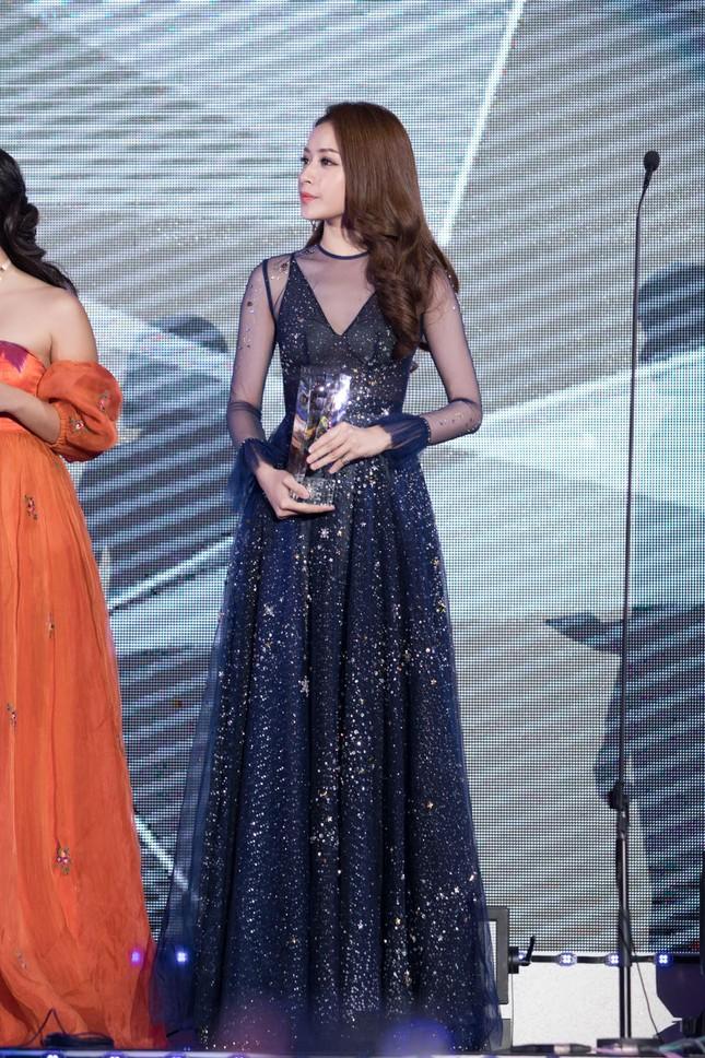 Chi Pu đã nói gì trên thảm đỏ lễ trao giải Webtv Asia Awards 2016? ảnh 2