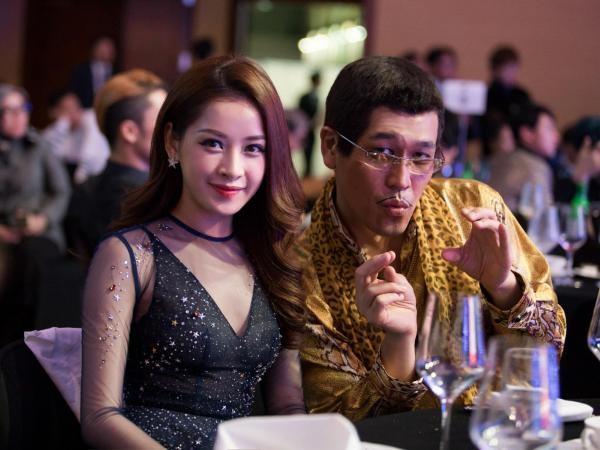 Chi Pu đã nói gì trên thảm đỏ lễ trao giải Webtv Asia Awards 2016? ảnh 4