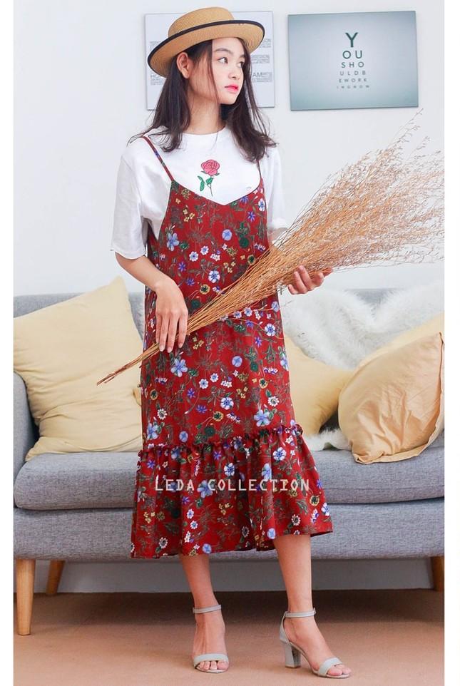 5 mẫu váy đang được các tín đồ thời trang châu Á diện nhiều nhất khi tiết trời se lạnh ảnh 5