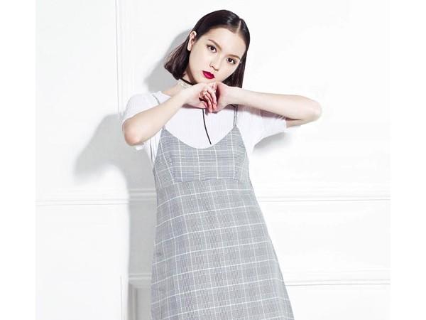 5 mẫu váy đang được các tín đồ thời trang châu Á diện nhiều nhất khi tiết trời se lạnh ảnh 3