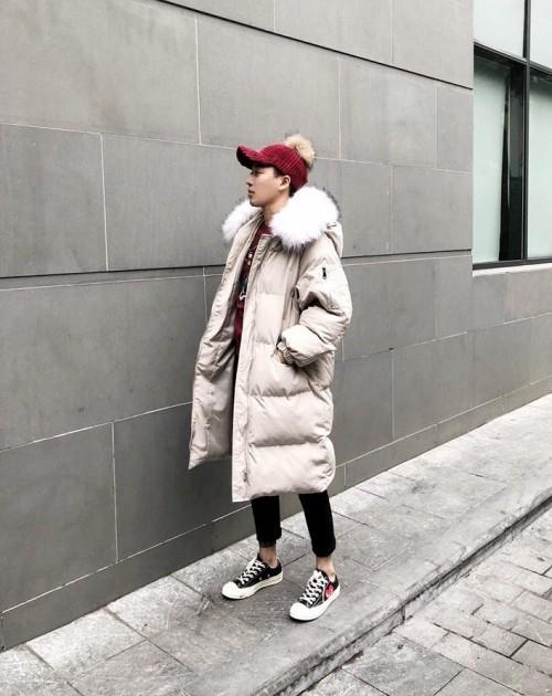 """Xu hướng áo phao """"to như gấu"""" kiểu Hàn đang ngày càng hot rầm rộ ở Việt Nam ảnh 9"""