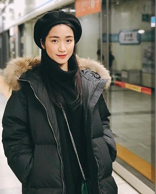"""Xu hướng áo phao """"to như gấu"""" kiểu Hàn đang ngày càng hot rầm rộ ở Việt Nam ảnh 5"""