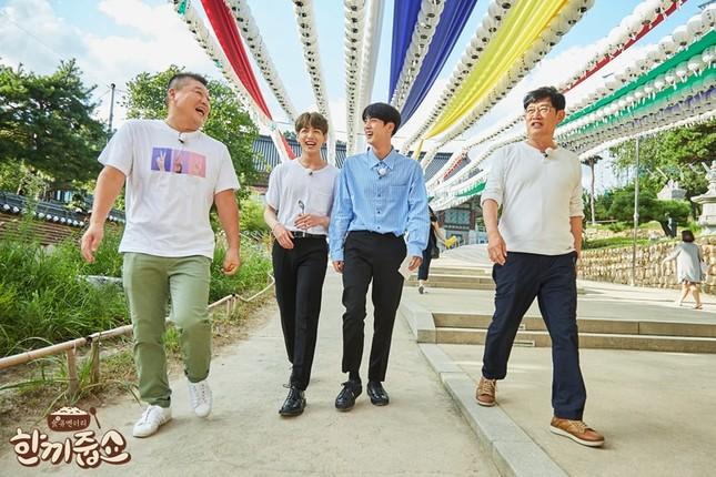 Té ngửa khi biết vì sao diễn viên kỳ cựu Kim Nam Joo không cho Jungkook (BTS) vào nhà mình ảnh 4