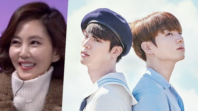 Té ngửa khi biết vì sao diễn viên kỳ cựu Kim Nam Joo không cho Jungkook (BTS) vào nhà mình ảnh 2