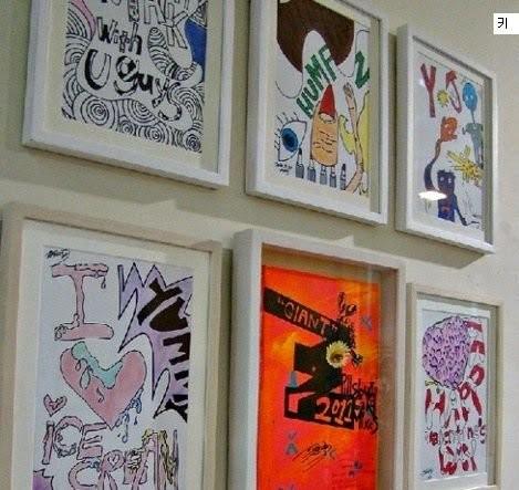 Bạn chắc chắn sẽ bất ngờ khi biết nhiều idol K-Pop còn là những họa sĩ tài ba ảnh 7