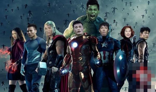 Loạt ảnh chế siêu hài hước lấy cảm hứng từ những chàng trai U23 Việt Nam ảnh 1
