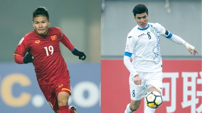 """Cư dân mạng đã """"soi ra"""" cầu thủ đẹp trai nhất U23 Uzbekistan ảnh 5"""