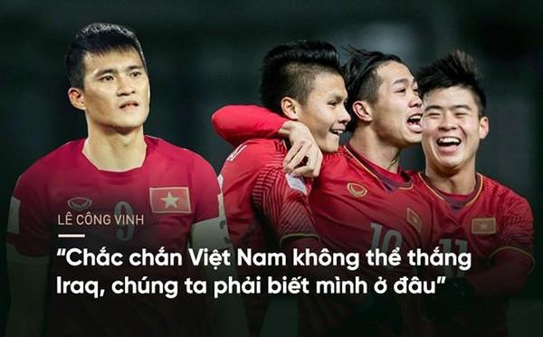 Vợ chồng Công Vinh - Thuỷ Tiên bức xúc khi bị đặt điều vùi dập U23 Việt Nam ảnh 1
