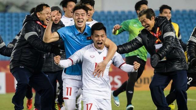 Người hâm mộ Đông Nam Á gửi lời chúc may mắn tới các tuyển thủ U23 Việt Nam ảnh 1