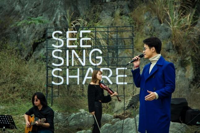 """Sau Đà Lạt, Hà Anh Tuấn chọn Ninh Bình là điểm đến tiếp theo thực hiện """"See Sing Share 3"""" ảnh 1"""