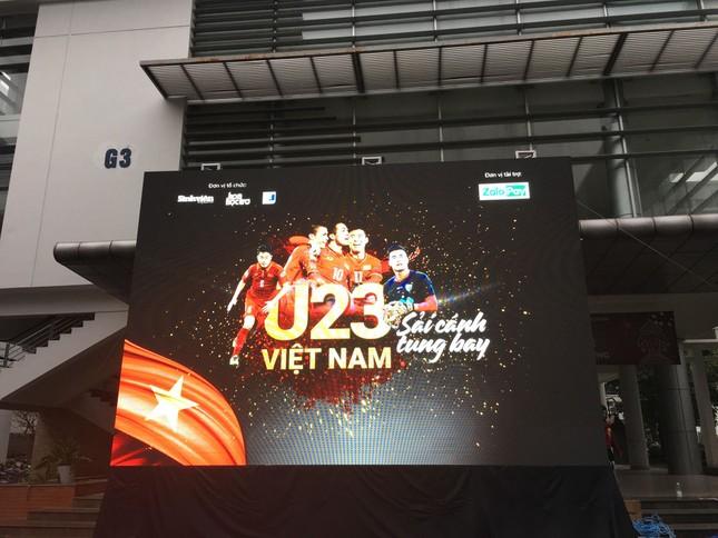 Những tụ điểm xem U23 Việt Nam CK khắp 3 miền, cả đất nước hướng về các cầu thủ ảnh 5