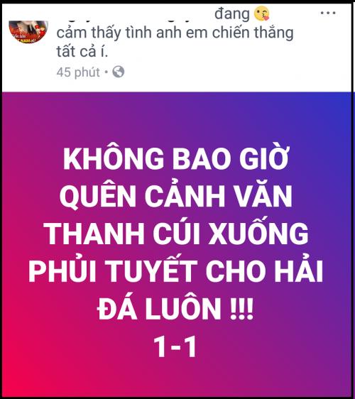Khoảnh khắc xúc động: Văn Thanh cùng đồng đội dùng tay cào tuyết để Quang Hải ghi bàn! ảnh 3