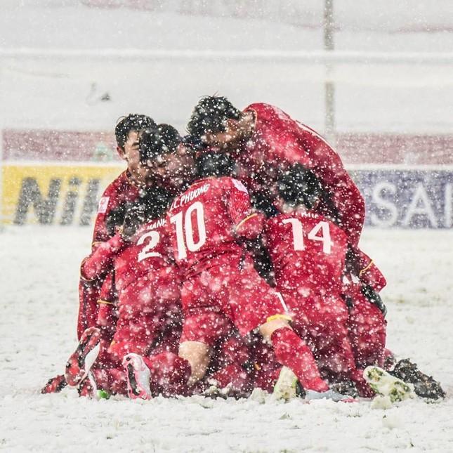 Nhiều cầu thủ U23 Việt Nam lên tiếng xin lỗi người hâm mộ dù đã thi đấu hết sức ảnh 5