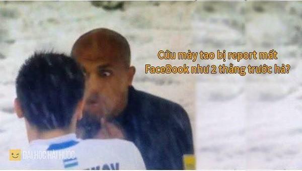 """Cười """"té ghế"""" với ảnh chế Ahmed Alkaf - trọng tài """"soái ca"""" công tâm nhất giải U23 châu Á ảnh 8"""