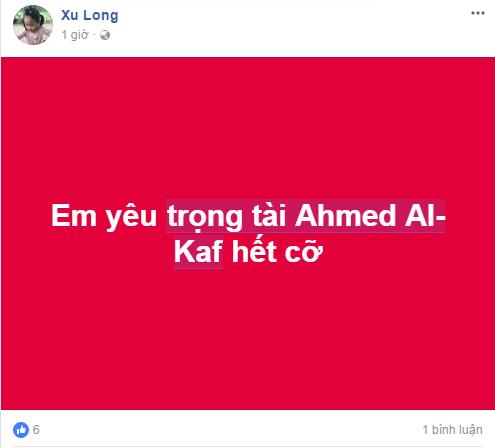 """Cười """"té ghế"""" với ảnh chế Ahmed Alkaf - trọng tài """"soái ca"""" công tâm nhất giải U23 châu Á ảnh 17"""