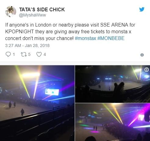 Concert K-Pop tại London chỉ thu hút được 300 fan, ban tổ chức phải phát vé miễn phí ảnh 5