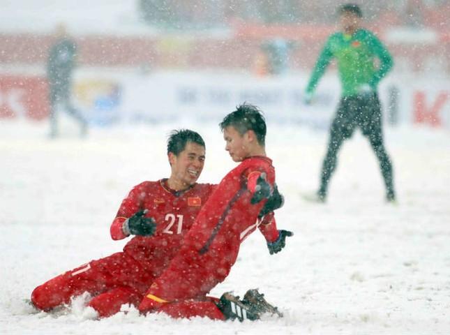 Tinh thần quật cường của U23 Việt Nam đã lay động rất nhiều trái tim fan yêu bóng đá, và lan tỏa những cảm hứng bất tận.