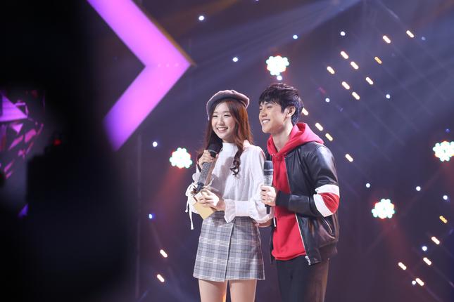 Cô gái đến từ Hàn Quốc tham gia show âm nhạc để... tìm bạn trai ảnh 1