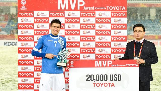 Ba cầu thủ U23 Việt Nam nằm trong 10 ngôi sao giải U23 châu Á đủ sức đá ở châu Âu ảnh 7