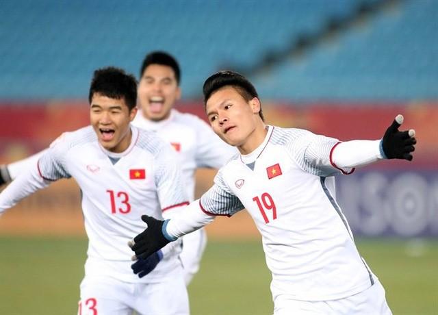 Ba cầu thủ U23 Việt Nam nằm trong 10 ngôi sao giải U23 châu Á đủ sức đá ở châu Âu ảnh 1