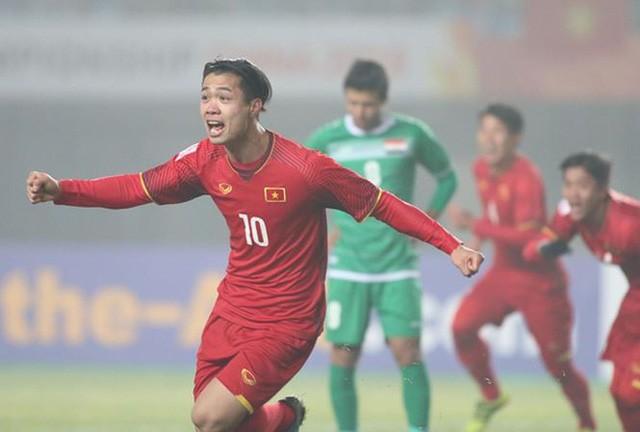 Ba cầu thủ U23 Việt Nam nằm trong 10 ngôi sao giải U23 châu Á đủ sức đá ở châu Âu ảnh 10