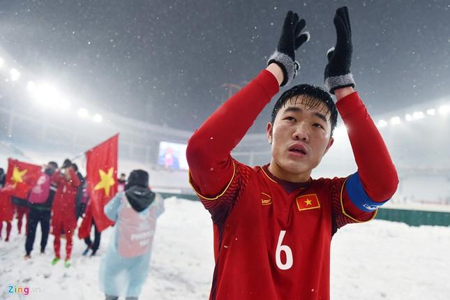 Những mốc thời gian hạnh phúc: Tuổi 17 của tôi có sắc đỏ U23 Việt Nam ảnh 2