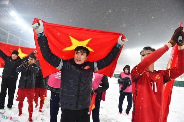 Những mốc thời gian hạnh phúc: Tuổi 17 của tôi có sắc đỏ U23 Việt Nam ảnh 3