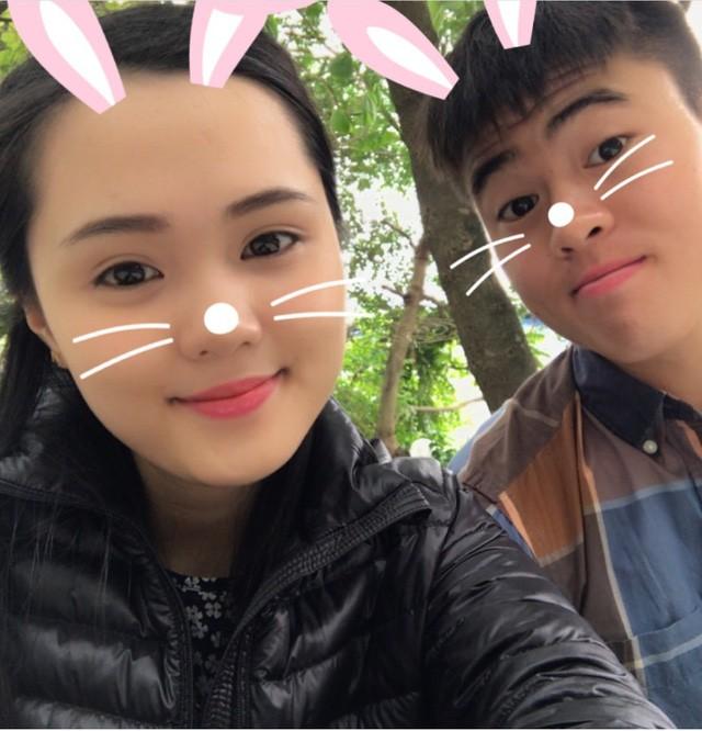 Lộ diện bạn gái của Duy Mạnh - đội phó U23 Việt Nam cắm quốc kỳ trên tuyết trắng ảnh 7