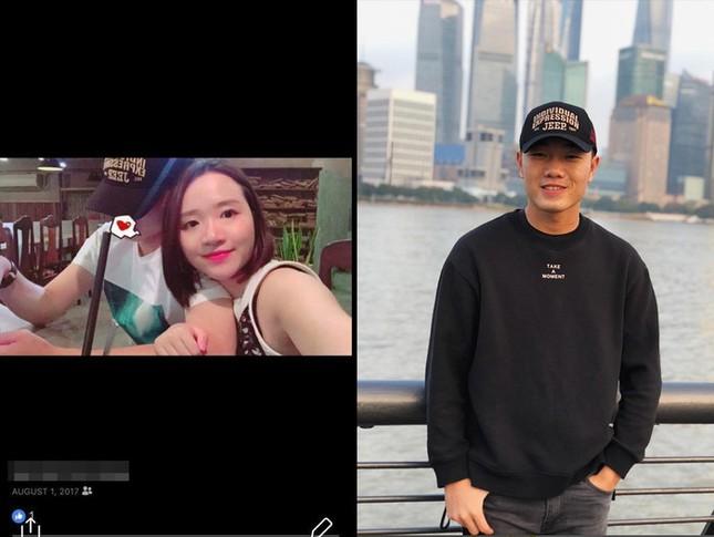 """""""Soi"""" ra Facebook nghi là bạn gái của Xuân Trường, cặp đôi mới kỷ niệm 3 năm yêu nhau? ảnh 2"""