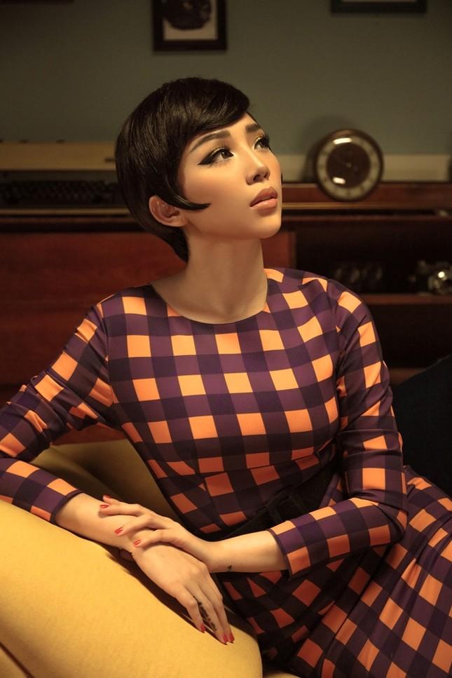 Tóc Tiên hóa thành huyền thoại Audrey Hepburn trong bộ ảnh mang phong cách retro ảnh 4