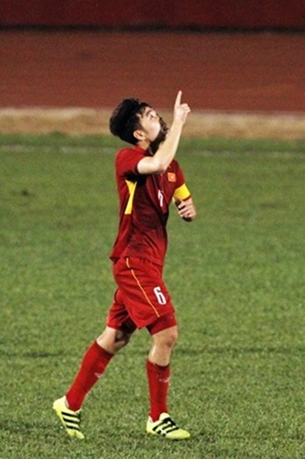 Sự thật xúc động về màn ăn mừng của Xuân Trường ở giải U23 châu Á ảnh 1