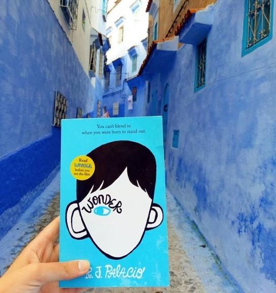 """Cuốn sách sẽ làm bạn muốn ôm cả thế giới chính là """"Điều kỳ diệu"""" ảnh 1"""