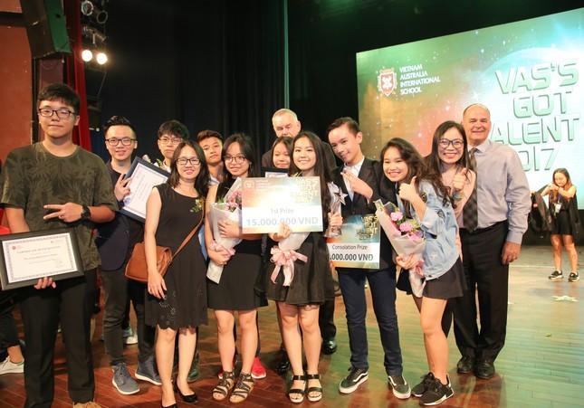 Mãn nhãn với tiết mục văn nghệ đặc sắc của teen trường Quốc tế Việt Úc (TP.HCM) ảnh 9