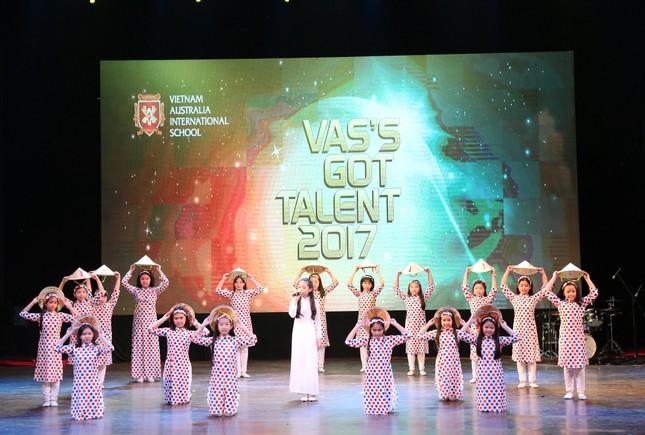 Mãn nhãn với tiết mục văn nghệ đặc sắc của teen trường Quốc tế Việt Úc (TP.HCM) ảnh 5