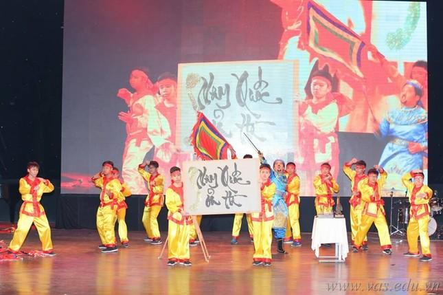 Mãn nhãn với tiết mục văn nghệ đặc sắc của teen trường Quốc tế Việt Úc (TP.HCM) ảnh 6