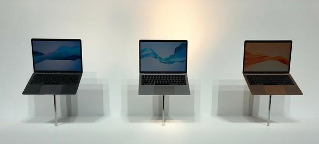 Những hình ảnh đầu tiên của MacBook Air 2018: Chiếc laptop trong mơ của mọi tín đồ Apple! ảnh 2