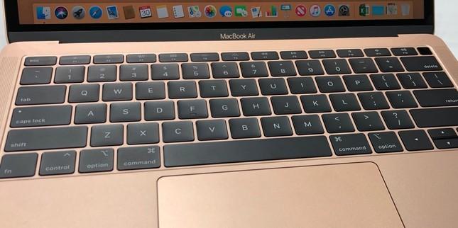 Những hình ảnh đầu tiên của MacBook Air 2018: Chiếc laptop trong mơ của mọi tín đồ Apple! ảnh 7