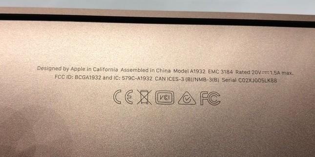 Những hình ảnh đầu tiên của MacBook Air 2018: Chiếc laptop trong mơ của mọi tín đồ Apple! ảnh 14