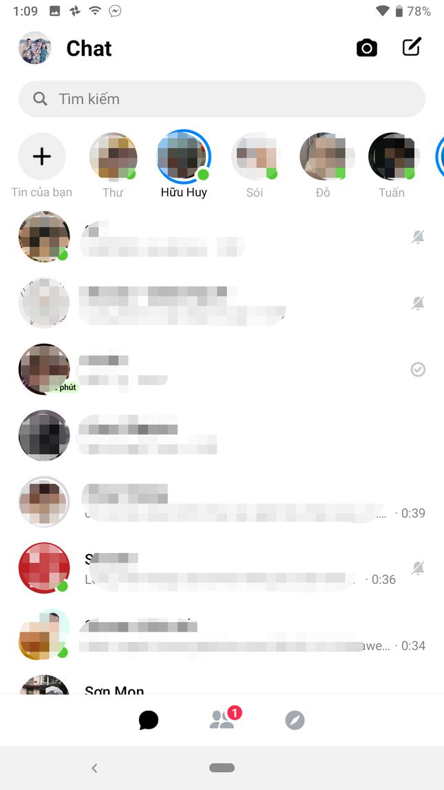 Facebook Messenger cập nhật giao diện mới, người dùng Việt khen chê rôm rả ảnh 2