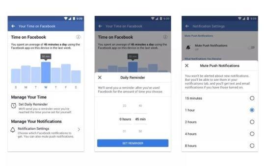Bạn có đang nghiện Facebook? Tính năng mới của Facebook sẽ giúp bạn biết điều đó ảnh 2