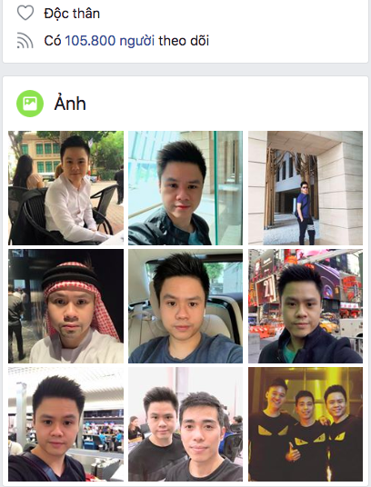 """Trước tin đồn chia tay Primmy Trương, Phan Thành chỉ lẳng lặng để trạng thái """"độc thân"""" và like ảnh Midu ảnh 4"""